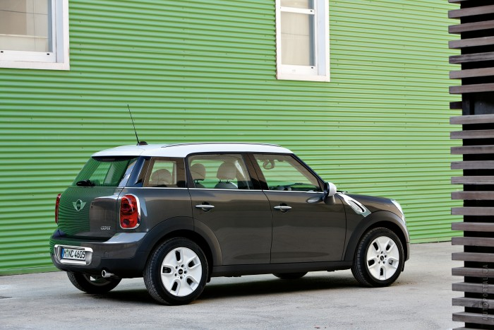 MINI Cooper Countryman – фотография 1